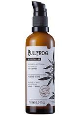 BULLFROG Botanical Lab Anti-Stress Night Mask Face + Beard Gesichtsmaske  75 ml