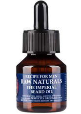 RAW NATURALS - Raw Naturals Brewing Co. The Imperial Beard Oil 50 ml - BARTPFLEGE