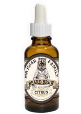 Mr. Bear Family Produkte Bartöl Citrus Bartpflege 30.0 ml