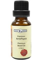 Golddachs Produkte Bartpflege Öl Citrus Bartpflege 20.0 ml