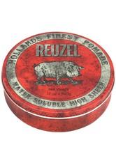 REUZEL - Reuzel Haarpomade »Pomade Water Soluble High Sheen«, flexibler Halt & starker Glanz, 340 g - Haarwachs & Pomade