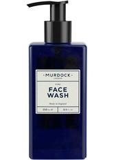 MURDOCK LONDON - Murdock London Produkte Face Wash Gesichtsreinigungsgel 250.0 ml - Cleansing