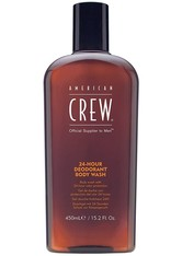 American Crew Hair & Body Care 24Hr Deodorant Bodywash Duschgel  450 ml