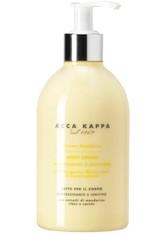 Acca Kappa Produkte Green Mandarin Body Lotion Bodylotion 300.0 ml