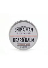 SNIP A MAN - Snip a Man Beard Balm Cashmere Wood 70 g - BARTPFLEGE