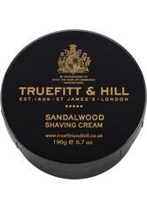 TRUEFITT & HILL Produkte Sandalwood Shaving Cream Bowl Rasierer 190.0 g