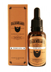 GOLDEN BEARDS - Golden Beards Beard Oil Toscana 30 ml - BARTPFLEGE