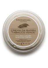 Mondial Luxury Shaving Cream Travel Pack 75 ml Tabacco Verde Rasiercreme