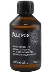 Bullfrog Produkte Secret Potion N.3 Multi-Use Shower Gel Körpercreme 250.0 ml