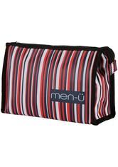 men-ü Produkte Toiletry Bag Blue Red White Kulturtasche 1.0 pieces
