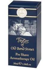 Taylor of old Bond Street Herrenpflege Rasurpflege Pre Shave Aromatherapy Oil 30 ml