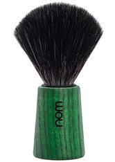 nom Produkte Rasierpinsel THEO Black Fibre Green Ash Pinsel 1.0 pieces