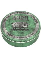 REUZEL - Reuzel Haarpomade »Pomade Grease Medium Hold«, mittlerer Halt & dezenter Glanz, 340 g - Haarwachs & Pomade