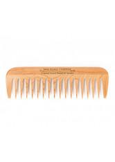 MR. BEAR FAMILY - Mr. Bear Family Wooden Beard Comb 1 stk - TOOLS