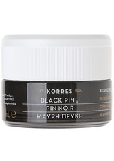 Korres Gesichtspflege Anti-Aging Black Pine 3D Sculpting Firming & Lifting Day Cream Normale bis Mischhaut 40 ml