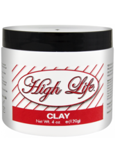 HIGH LIFE - High Life Waterbased Clay 120 g - HAARWACHS & POMADE