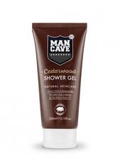 MANCAVE - Cedarwood Shower Gel - DUSCHEN