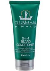 Clubman Pinaud Produkte 2-In-1 Beard Conditioner Bartpflege 89.0 ml