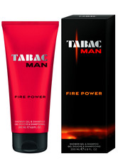 TABAC - Tabac Man Fire Power Tabac Man Fire Power Hair & Body Wash 150.0 ml - Haarwachs & Pomade
