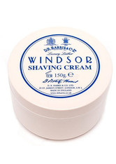 D.R. HARRIS - D.R. Harris Windsor Shaving Cream Bowl 150 g - RASIERSCHAUM & CREME