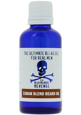 THE BLUEBEARDS REVENGE - The Bluebeards Revenge Cuban Blend Beard Oil 50 ml - BARTPFLEGE
