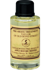 TAYLOR OF OLD BOND STREET - Sandalwood Pre Shave Oil - PRE SHAVE