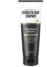BROOKLYN SOAP COMPANY - Brooklyn Soap Co. Aftershave Balsam 75 ml - AFTERSHAVE