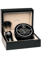 Taylor of Old Bond Street Jermyn Street Lacquered Wooden Gift Box Pure Badger Rasierset