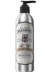 Mr. Bear Family Produkte All Over Shampoo Springwood Haarshampoo 250.0 ml