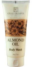 Geo. F. Trumper Produkte Almond Oil Body Wash Körperseife 200.0 ml
