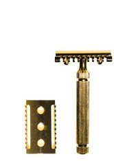GOLDEN BEARDS - Golden Beards Produkte Golden Beards Produkte Safety Razor Rasierer 1.0 pieces - Rasier Tools