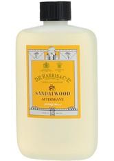 D.R. Harris Produkte Sandalwood Aftershave Plastic Bottle After Shave 100.0 ml