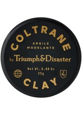 Triumph & Disaster Produkte Coltrance Clay Travelsize Haarwachs 25.0 g