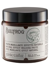 Bullfrog Produkte Natural Effect Molding Paste Haarwachs 100.0 ml