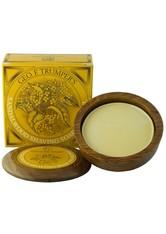 Geo. F. Trumper Produkte Sandalwood Shaving Soap Wooden Bowl Seife 80.0 g