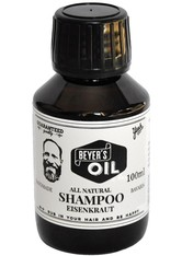 Beyer's Oil Produkte Shampoo Eisenkraut Travel Size 100 ml Bartpflege 100.0 ml