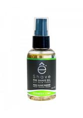 ÊSHAVE - Pre Shave Oil Verbena Lime - RASIERÖL
