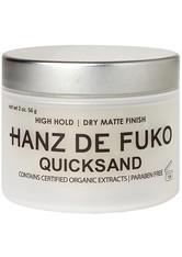Hanz de Fuko Produkte Quicksand Haargel 56.0 g