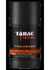 Tabac Herrendüfte Tabac Man Fire Power Deodorant Stick 75 ml