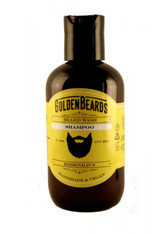 GOLDEN BEARDS - Golden Beards Beard Shampoo 100 ml - BARTPFLEGE