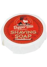 DAPPER DAN - Dapper Dan Shaving Soap Sandalwood 70 g - RASIERSCHAUM & CREME