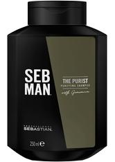 SEB MAN - SEB MAN The Purist Shampoo 250 ml - SHAMPOO & CONDITIONER