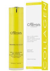 skinChemists Produkte Pro-5-Kollagen-Bienengift-Feuchtigkeitscreme für die Nacht Gesichtscreme 50.0 ml