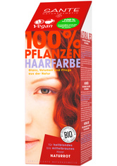 Sante Produkte Haarfarbe - Naturrot 100g Pflanzenhaarfarbe 100.0 g