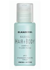 Elkaderm Avivage Hair & Body Shampoo 250 ml