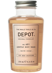 DEPOT 601 Gentle Body Wash White Cedar 250 ml