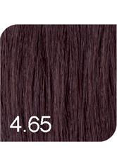 REVLON - Revlon Revlonissimo Colorsmetique Color & Care 4,65 Mittelbraun rot mahagoni 60 ml - HAARFARBE