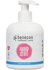 benecos Produkte Flüssigseife - Sensitive Care 300ml Seife 300.0 ml