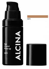 ALCINA - ALCINA Teint Age Control Flüssige Foundation  30 ml Dark - FOUNDATION