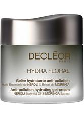Decléor Gesichtspflege Hydra Floral Multi-Protection Anti-Pollution Hydrating Gel-Cream 50 ml